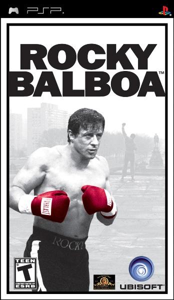 Rocky Balboa / RUS / Boxing / 2007 / PSP
