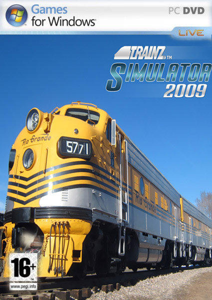Их проект Trainz Simulator 2009 World Builder Edition наконец-то